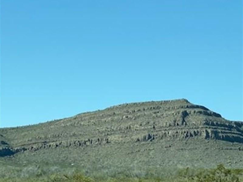 100 Acres Level Land All Together : Sierra Blanca : Hudspeth County : Texas