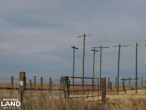Ottawa Pasture 160 : Minneapolis : Ottawa County : Kansas