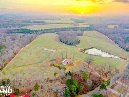 289 Acres of Farmland / Recrea : Waxhaw : Union County : North Carolina