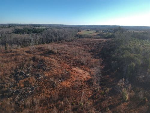 Recreational Investment Opportunity : Moore : Spartanburg County : South Carolina