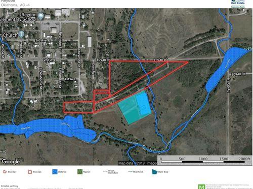 Great Hunting Property : Reydon : Roger Mills County : Oklahoma