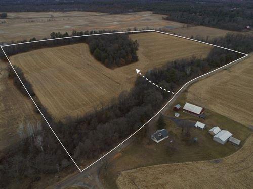 Land Risk Creek Class II Trout : Adams : Wisconsin
