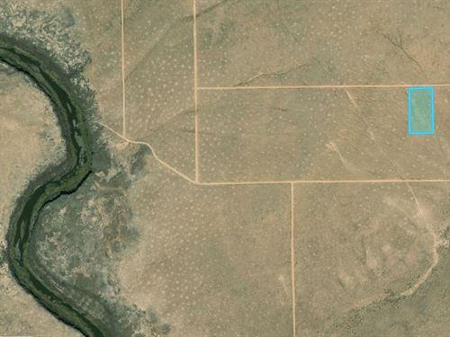 Just Minutes to Rio Grande River : San Luis : Costilla County : Colorado