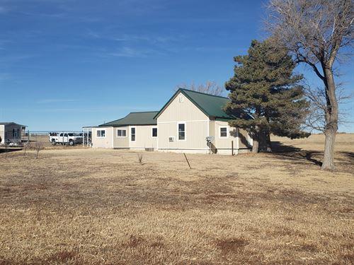 Sand Creek Hunters Haven : Cimmaron : Finney County : Kansas