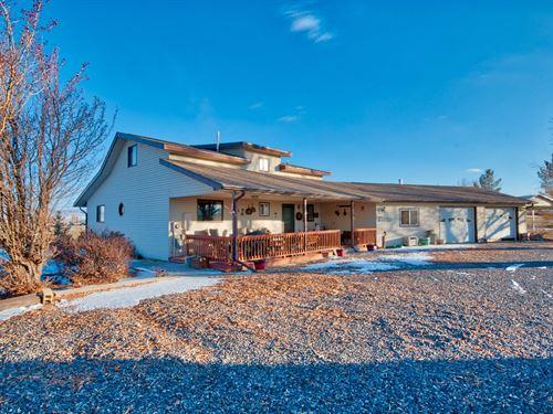 Country Home Irrigated Pasture : Montrose : Colorado