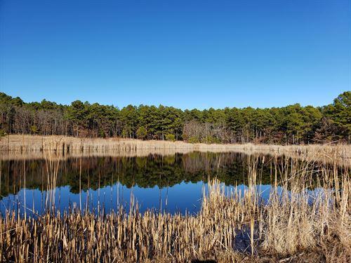 Sans Bois Mountain Recreational : Wilburton : Latimer County : Oklahoma