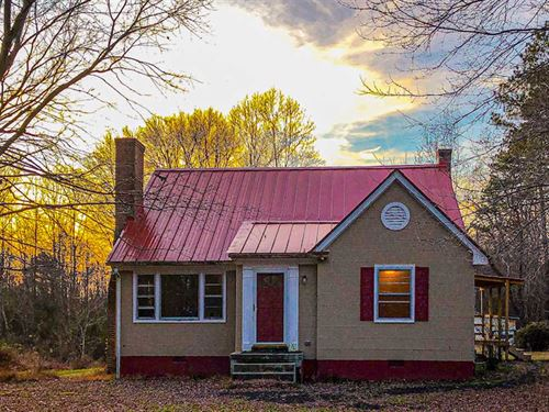 50 Acre Horse Farm For Sale in Lun : Kenbridge : Lunenburg County : Virginia