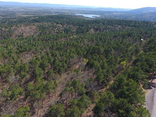 Recreational Property Cabin Site : Talihina : Le Flore County : Oklahoma