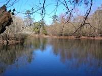 71 Acres on Big Satilla River : Nahunta : Brantley County : Georgia