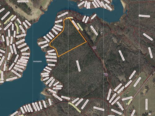 Wooded Acreage : Anderson : South Carolina