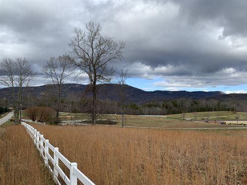 Beautiful Pasture Mtn Views : Landrum : Anderson County : South Carolina