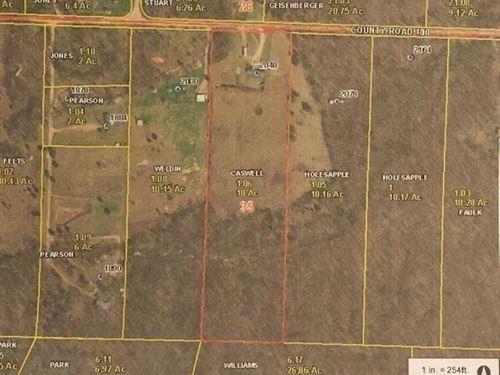 Acreage For Sale in Alton, MO : Alton : Oregon County : Missouri