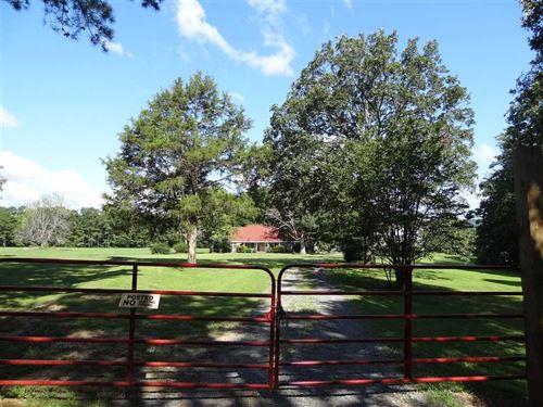 80 Acres With 2 Homes, Pasture : Clinton : Van Buren County : Arkansas