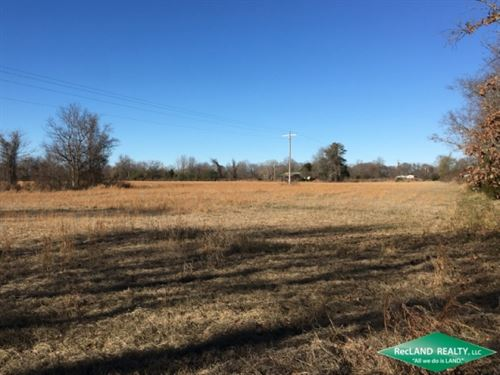 35 Ac, Pasture With Home Site Pote : Eudora : Chicot County : Arkansas