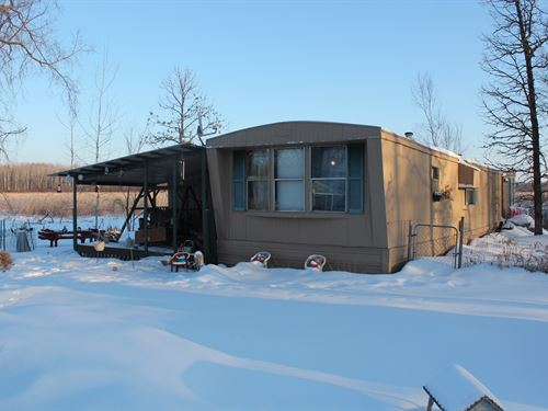 Affordable Country Living 5 Acres : Milaca : Mille Lacs County : Minnesota