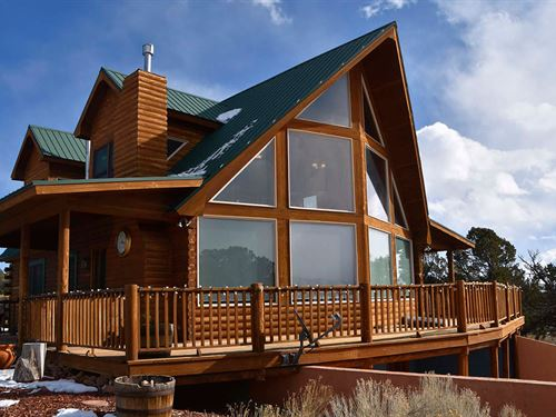 Mountain Views, 3 Bed, Two 3/4 : Westcliffe : Custer County : Colorado