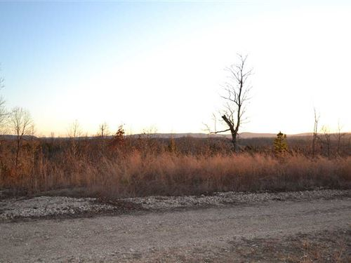 16.80 Acres of Recreational Ti : Harriet : Searcy County : Arkansas