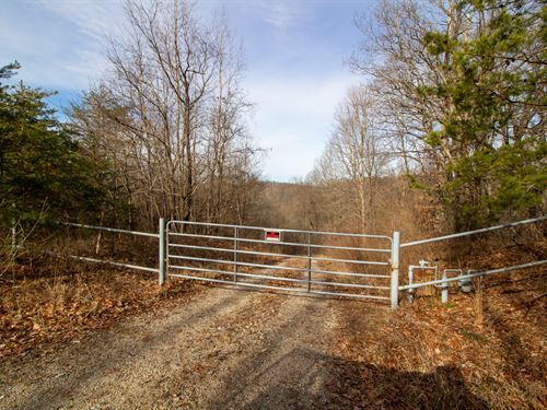Chicken Coop Hill Rd, 36 Acres : Lancaster : Fairfield County : Ohio