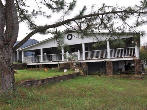Poteau, Okla Country Home 15 Acres : Poteau : Le Flore County : Oklahoma