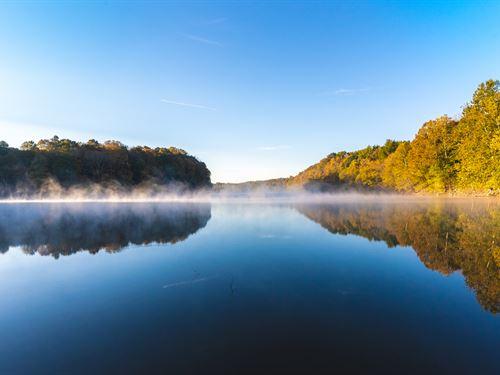 Hidden Lake Farms : Lewisburg : Butler County : Kentucky