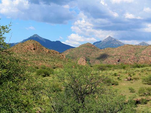 Jasper Springs Ranch : Tubac : Santa Cruz County : Arizona