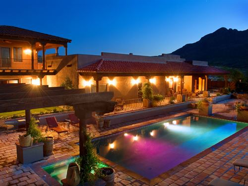Double Mm Ranch : Tubac : Santa Cruz County : Arizona