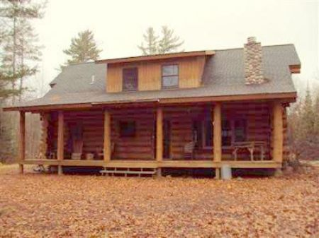 Rifle River Solitude : Alger : Ogemaw County : Michigan