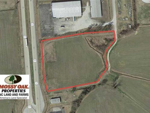 5.49 Acres of Commercial Land : Washington : Beaufort County : North Carolina