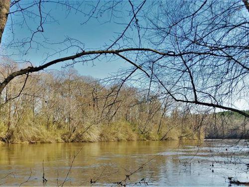 Tallapoosa River Hunting And Recrea : Wadley : Chambers County : Alabama