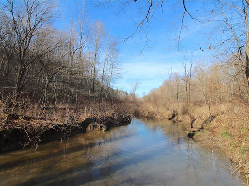 Avalon Rd, 50 Acres : Carrollton : Carroll County : Ohio