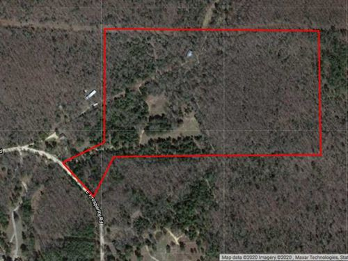 30 Acres, Great Hunting, Some : Cave City : Sharp County : Arkansas