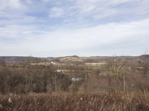 Worthing Rd, 7 Acres : Kimbolton : Guernsey County : Ohio
