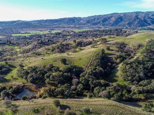 Private Historic Northern : Vacaville : Solano County : California