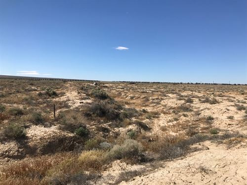 20.22 Acres in Kern County, CA : Cantil : Kern County : California