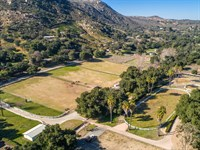 Agricultural / Equestrian Property : Valley Center : San Diego County : California