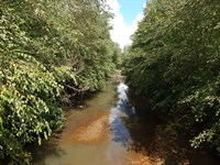 Echeconnee Creek Paradise : Macon : Bibb County : Georgia