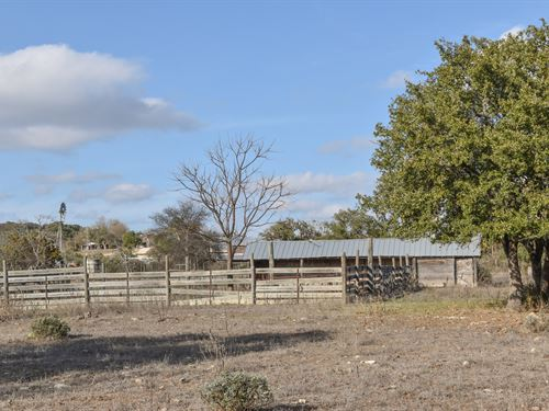Walters Ranch : Center Point : Kerr County : Texas