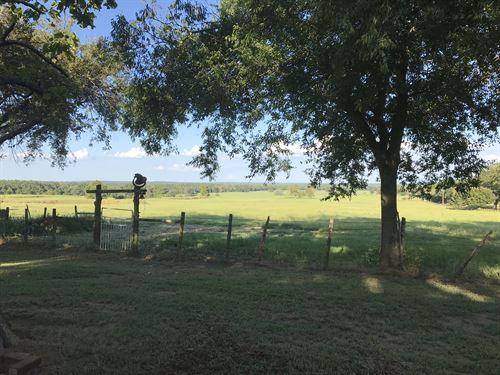 Ranch On The River : Antlers : Pushmataha County : Oklahoma