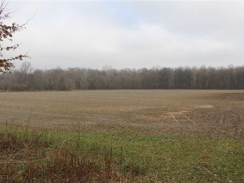 Hunting And Farm Land For Sale : Grandview : Spencer County : Indiana