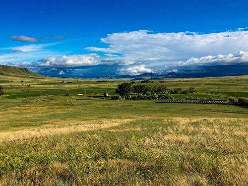 Denning Ranch : Sun River : Cascade County : Montana