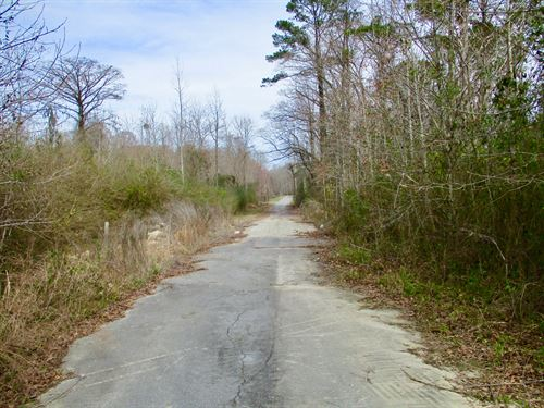 Land For Sale in Beaufort County NC : Chocowinity : Beaufort County : North Carolina