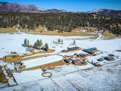 Mule Creek Outfitters Guest Ranch : Lake George : Park County : Colorado