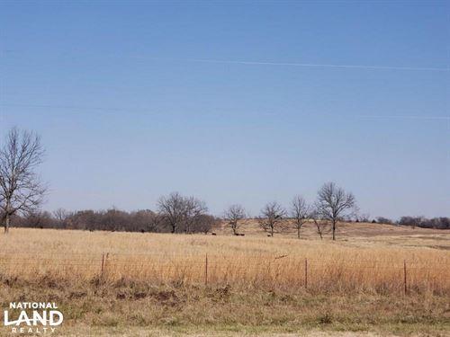 Okemah 235 Acres : Okemah : Okfuskee County : Oklahoma