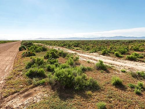 Wow What A Beautiful 10 Acre Parcel : Modena : Iron County : Utah