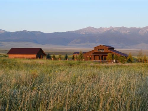Rendezvous Ranch : Westcliffe : Custer County : Colorado