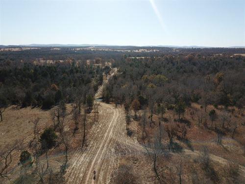 Country Home Site Near Lake : Stigler : Haskell County : Oklahoma