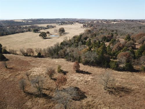 Private Country Home Site Modern : Stigler : Haskell County : Oklahoma