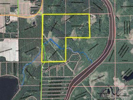 Crow, Center, 1352721, Pt Nw 1/4 : Merrifield : Crow Wing County : Minnesota
