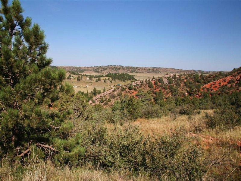 Lookout Mountain Acreage Tract 35 : Newcastle : Weston County : Wyoming