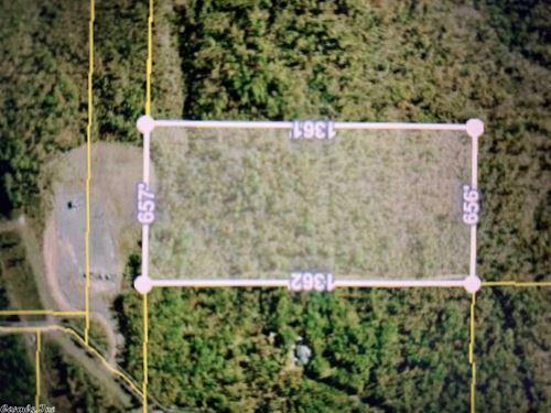 Acreage Perfect for Hunting : Clinton : Van Buren County : Arkansas